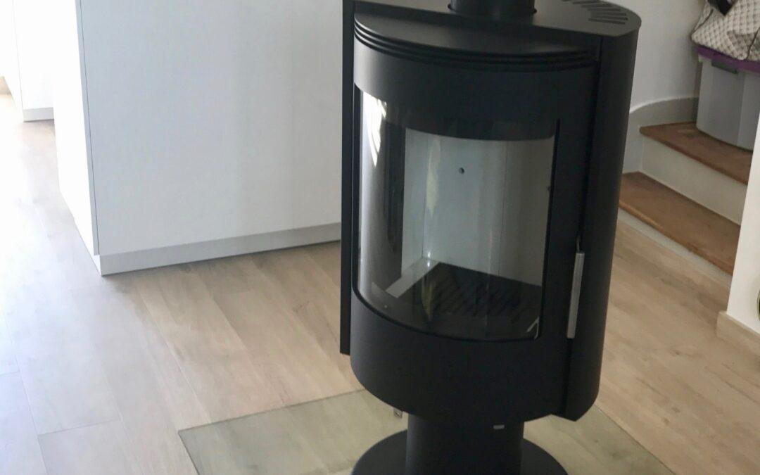 Fonte Flamme - Poêle à granulés